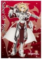 Fate / Apocrypha クリアポスター 赤のセイバー