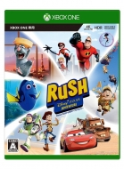 Game Soft (Xbox One)/ラッシュ ディズニー / ピクサー アドベンチャー