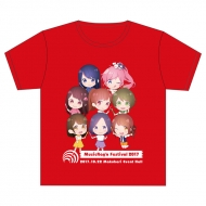 Tシャツ【M】 / ミュージックレインフェスティバル2017