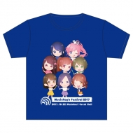 Tシャツ【S】 / ミュージックレインフェスティバル2017