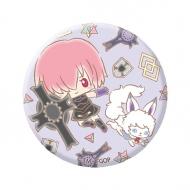 缶バッジ マシュ・キリエライト Fate/Grand Order【Design Produced By Sanrio】