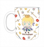 マグカップ アルトリア・ペンドラゴン Fate/Grand Order【Design Produced By Sanrio】