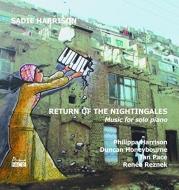 Return Of The Nightingales-piano Works: P.harrison Honeybourne Ian Pace Rezneck