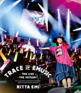 新田恵海 LIVE 「Trace of EMUSIC 〜THE LIVE・THE HISTORY〜」 (2Blu-ray)