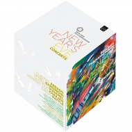 ジルヴェスター・コンサート・ボックス ベルリン・フィルハーモニー管弦楽団(20DVD)