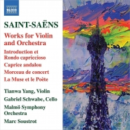 Works for Violin & Orchestra : Tianwa Yang(Vn)Soustrot / Malmo Symphony Orchestra, Schwabe(Vc)