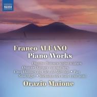 ピアノ作品集 オラツィオ・マイオーネ
