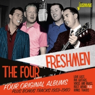 Four Original Albums Plus Bonus Tracks 1959-1960
