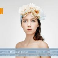 歌劇『テンペのドリッラ』全曲 ディエゴ・ファソリス&イ・バロッキスティ、ロミーナ・バッソ、マリーナ・デ・リソ、他(2014-17 ステレオ)(2CD)