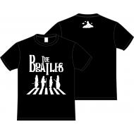 ロックパロTシャツ 黒(L)/ 勇者ヨシヒコ ダイブイキタクナルツアー