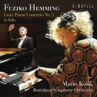 Piano Concerto, 2, : フジ子・ヘミング(P)Kosik / Bratislava So +piano Solo