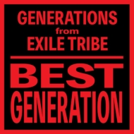 BEST GENERATION 【International Edition】(CD+Blu-ray)