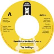 You Make Me Weak(Take2)/ I'm So Glad (7インチアナログレコード)