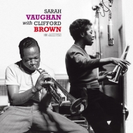 Sarah Vaughan With Clifford Brown (180グラム重量盤レコード/Jazztwin)