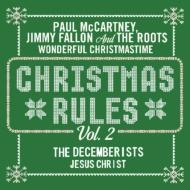 Christmas Rules Vol.2 (Paul McCartney / The Decemberists) (グリーン・ヴァイナル仕様/7インチシングルレコード)