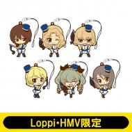 ラバーストラップ (6種12個入り)  / ガールズ&パンツァー最終章【Loppi・HMV限定】