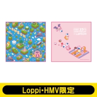 星のカービィ マイクロファイバーハンカチセット(2枚1セット)【Loppi・HMV限定】