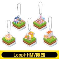 星のカービィ クリアキーホルダー 5種セット【Loppi・HMV限定】