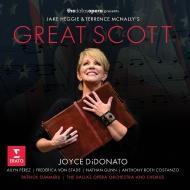 『グレート・スコット』全曲 パトリック・サマーズ&ダラス・オペラ、ジョイス・ディドナート、フレデリカ・フォン・シュターデ、他(2015 ステレオ)(2CD)