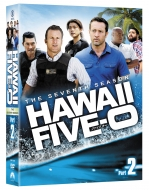 HAWAII FIVE-0 シーズン7 DVD BOX Part 2