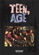 2nd ALBUM: TEEN, AGE 【台湾独占盤】 (CD+DVD+GOODS)