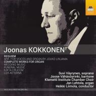 レクィエム(オルガン伴奏版)、オルガン作品集 ヤン・レヘトラ、クレメッティ協会室内合唱団
