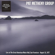 Live At The Great American Music Hall August 31st 1977