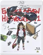 交響詩篇エウレカセブン ハイエボリューション 1 Blu-ray【通常版】