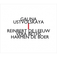 三重奏曲、ピアノ・ソナタ第5番、二重奏曲 ラインベルト・デ・レーウ、ヴェラ・ベス、ハルメン・デ・ブーア
