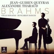 Cello Sonatas Nos 1, 2, Hungarian Dances (Selections): Jean-Guihen Queyras(Vc)Alexandre Tharaud(P)