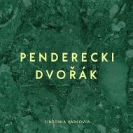 ペンデレツキ:交響曲第2番『クリスマス』、ドヴォルザーク:交響曲第7番 クシシュトフ・ペンデレツキ&シンフォニア・ヴァルソヴィア