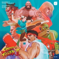 ストリートファイターII Street Fighter II The Definitive Soundtrack (BOX仕様/4枚組/アナログレコード/Brave Wave Generation Series)