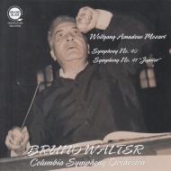Symphonies Nos.40, 41 : Bruno Walter / Columbia Symphony Orchestra (1959, 1960)-Transfers & Production: Naoya Hirabayashi