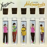 Germfree Adolescents (カラーヴァイナル仕様)