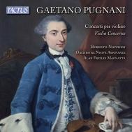 ヴァイオリン協奏曲集 ロベルト・ノフェリーニ、アラン・フレイレス・マグナッタ&オルケストラ・ヌオーヴェ・アッソナンツェ