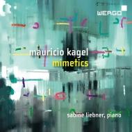 ピアノ作品集〜『メタピース/擬態』、4つの小品、『MM 51』 ザビーネ・リープナー