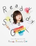 Inori Minase 1st LIVE Ready Steady Go! (Blu-ray)