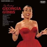 Song Favorites Of Georgia Gibbs