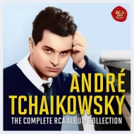 Andre Tchaikovsky The Complete RCA Collection (4CD)