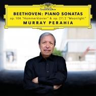 ピアノ・ソナタ第14番『月光』、第29番『ハンマークラヴィーア』 マレイ・ペライア