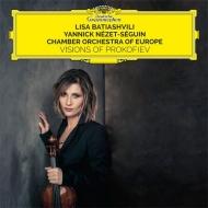 ヴァイオリン協奏曲第1番、第2番 リサ・バティアシュヴィリ、ヤニク・ネゼ=セガン&ヨーロッパ室内管弦楽団