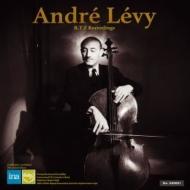 アンドレ・レヴィ: R.T.F 録音集 ラヴェル、オネゲル、マルティヌー (180グラム重量盤レコード)