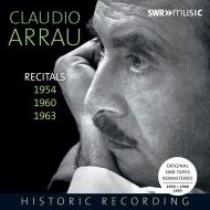 クラウディオ・アラウ/リサイタル集 1954、1960、1963(5CD)