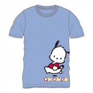 ポチャッコ 半袖Tシャツ サックス[L]