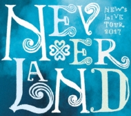 NEWS LIVE TOUR 2017 NEVERLAND 【初回限定盤】(4DVD)
