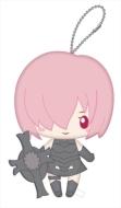 ぬいぐるみバッジ マシュ・キリエライト Fate/Grand Order【Design Produced By Sanrio】