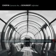 ショパン:ピアノ協奏曲第2番、シューベルト:交響曲第8番『未完成』 クリムシャク(フォルテピアノ)、アダムス&カペラ・クラコヴィエンシス
