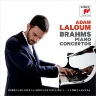 ピアノ協奏曲第1番、第2番 アダム・ラルーム、山田和樹&ベルリン放送交響楽団(2CD)