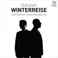 『冬の旅』 マーク・パドモア、クリスティアン・ベズイデンホウト(フォルテピアノ)