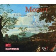Budapest String Quartet Mozart The Late String Quartets No. 14-23【『最安値3CD』】ブダペスト弦楽四重奏団のモーツァルト弦楽四重奏曲集 Amazon激安CD ヤフオク情報